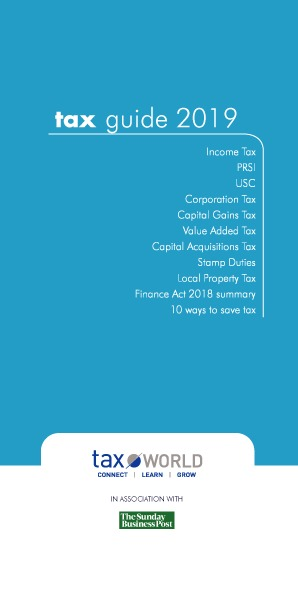 taxguide2019 online version cover